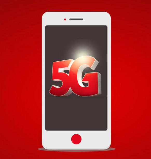 De 5G strategie van Vodafone
