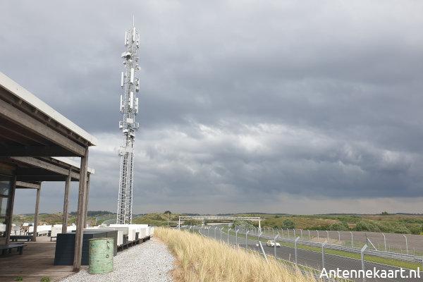 Circuit Zandvoort - Mast van de maand December 2020