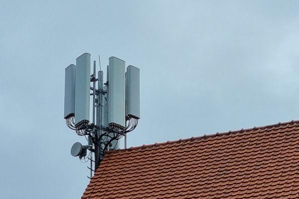Gasthuisplein Zwolle - Mast van de maand Mei 2021